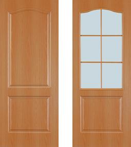 Laminuota durų varčia Palitra PO