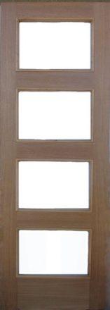 Faneruota durų varčia