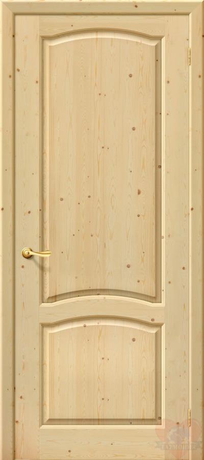 Pušinės durys MEČTA PG