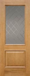 Faneruotų durų varčios Grand PO skirtingu spalvų