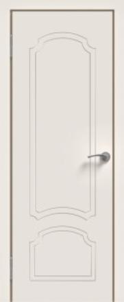 Dažytos durys PG 3