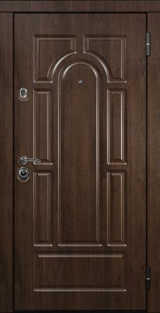 Šarvuotos lauko durys MAGNAT