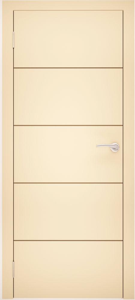 Dažytos durys