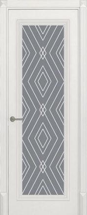 Ekofaneruotos durys K-07