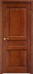 Pušinės durys M5 konjakas