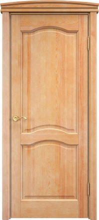Pušinės durys M7 nedažytos