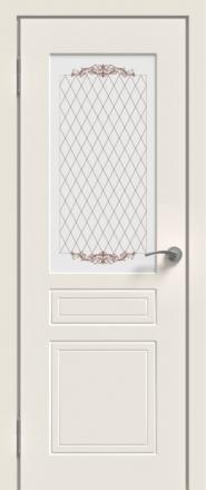 Dažytos durys PO 1