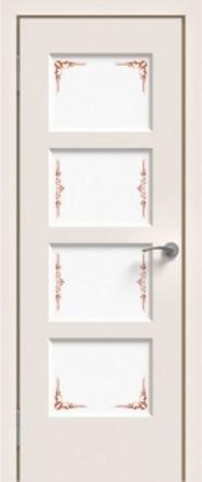 Dažytos durys PO 8