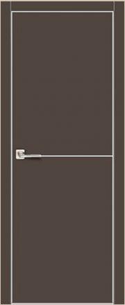 Ekofaneruotos durys M-33