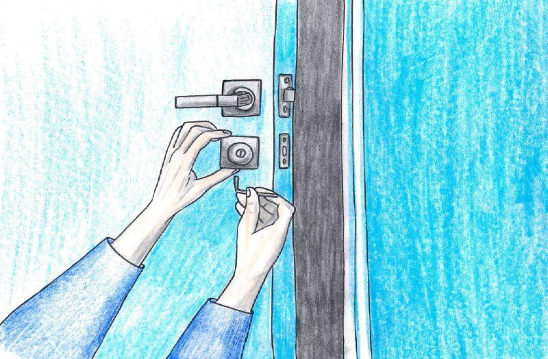Durų montavimas savarankiškai