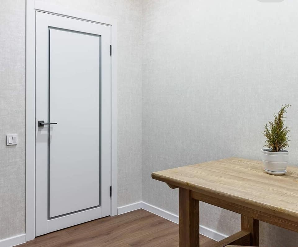 Ekofaneruotos durys L-10