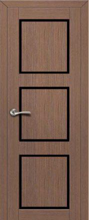 Ekofaneruotos durys L-12
