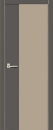Ekofaneruotos durys M-09