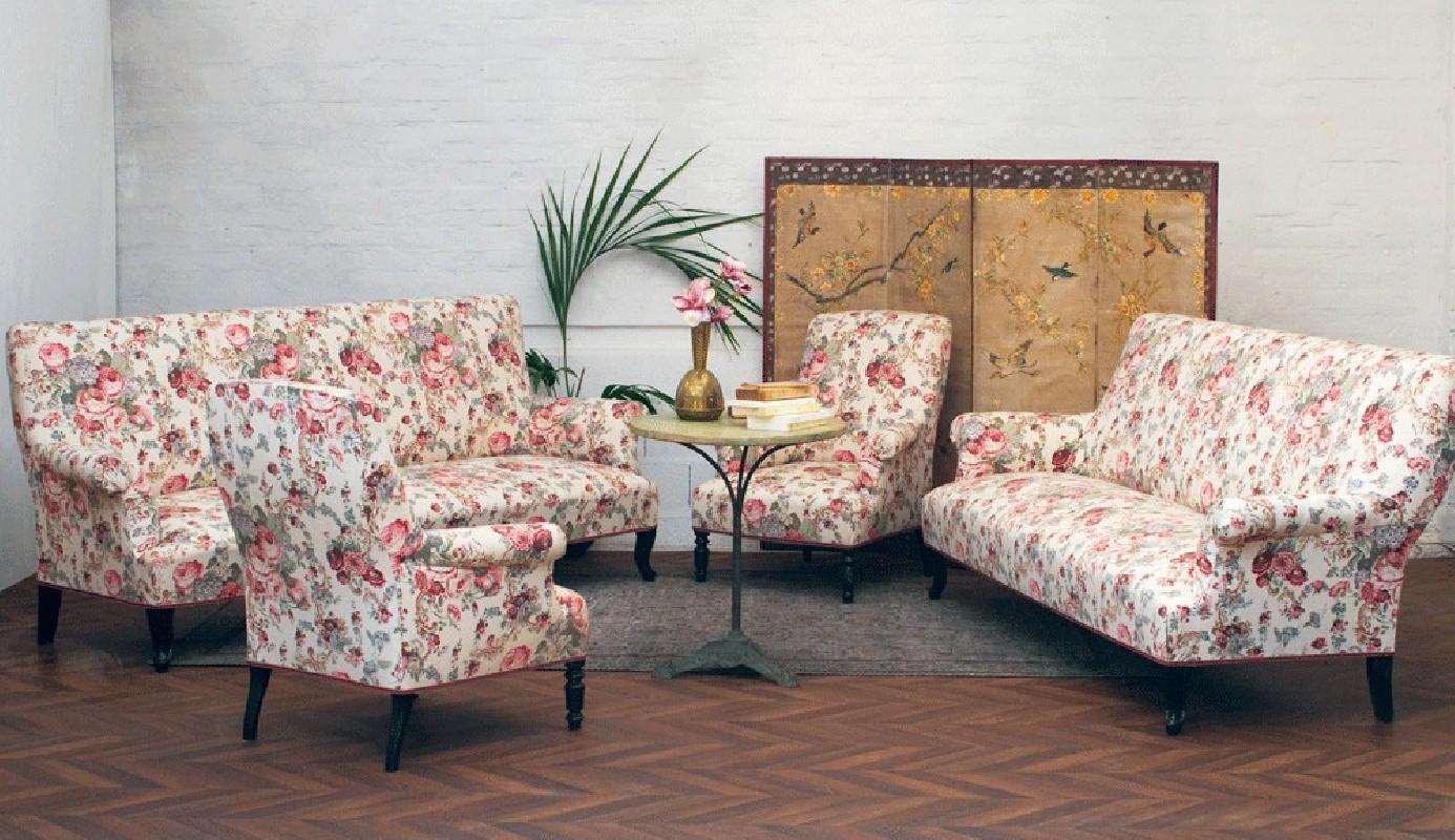 sofa ir foteliai