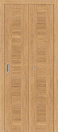 Ekofaneruotos sulankstomos durys X21