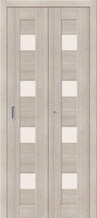 Ekofaneruotos sulankstomos durys X23