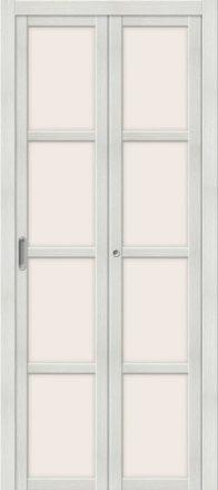 Ekofaneruotos  sulankstomos durys TVIGGY-V4