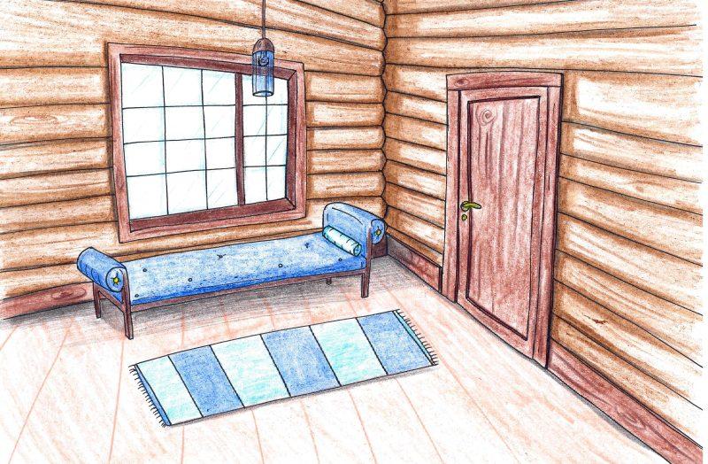 Kaip įstatyti duris rąstiniame name? Galinčios kilti problemos ir jų sprendimo būdai