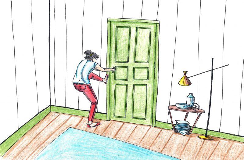Ar gali išsimagnetinti magnetiniai durų užraktai?
