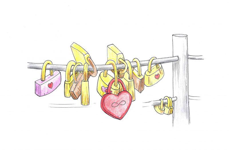 Žinote, iš kur kilo įsimylėjėlių tradicija kabinti spynas?