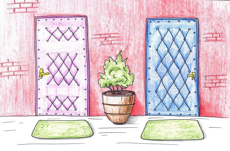 Ar galima apšiltinti jau įmontuotas išorines duris?