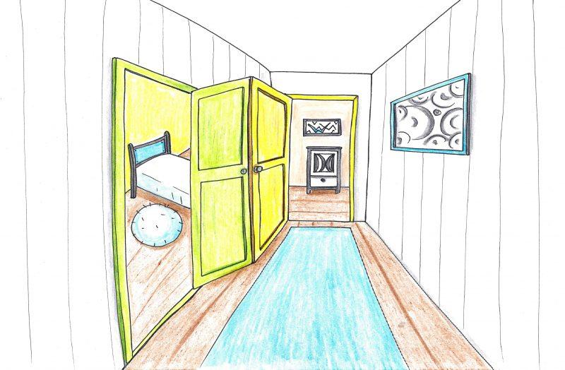 Ar verta perkėlinėti durų angas?