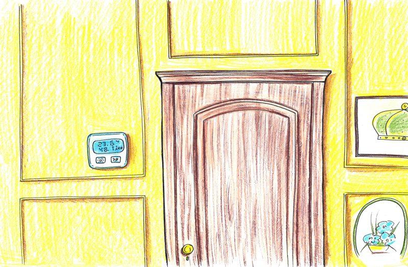 Durys, pagamintos iš medžio masyvo