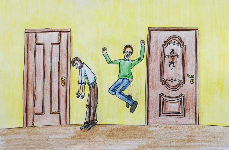 Baltarusiškos vidinės durys. Atsiliepimai