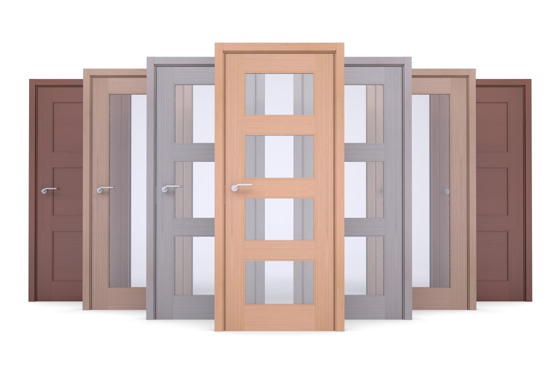 Geriausios durys