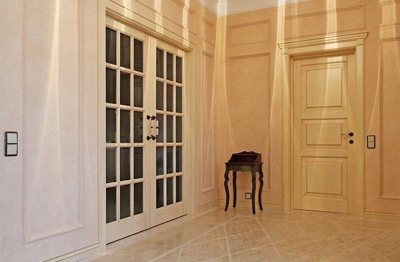 klasikines vidaus durys