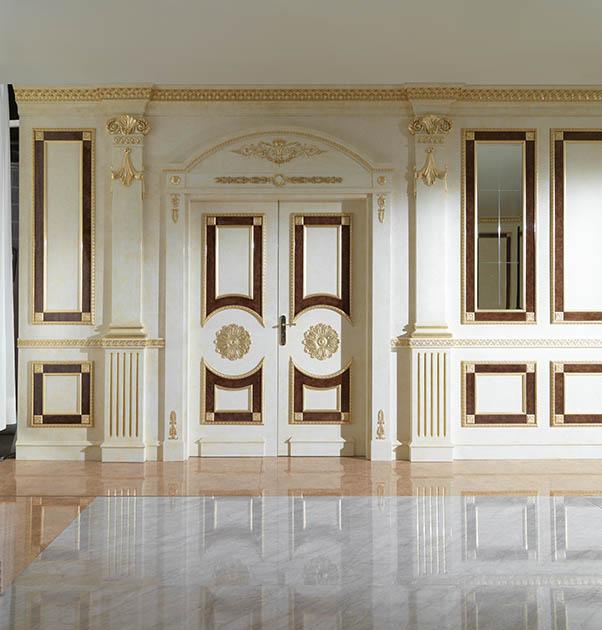 itališkos durys
