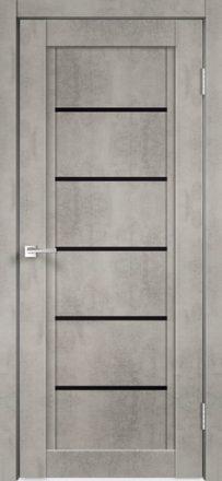 Ekofaneruotos vidaus durys Next-1 šviesus betonas
