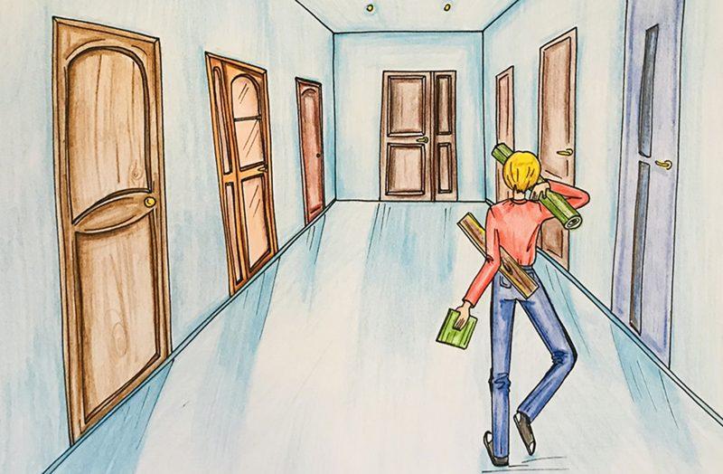 3 dalykai, kuriuos reikia žinoti, perkant duris