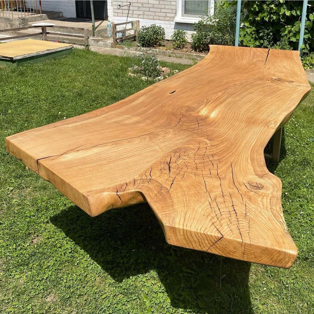 Stalai, pagaminti iš slebų