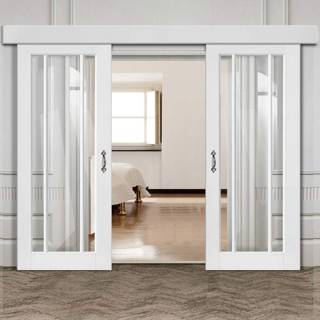 Stumdomosios durys